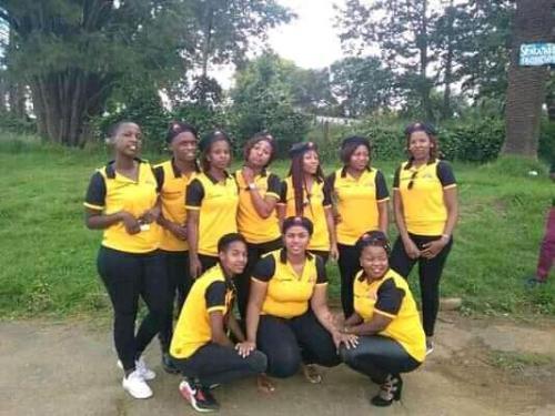 Harding Youth Society Team